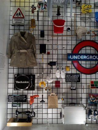 ロンドンのケンジントンにあるデザインミュージアムは土産探しの穴場