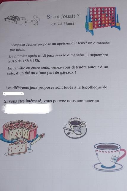 フランス語学習の肝、表現と慣用句。7歳から77歳までって78歳はダメなの?