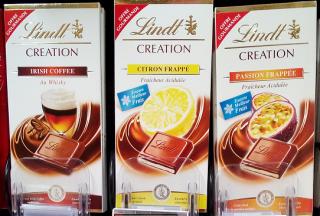 フランスのス-パ-で見つけるお菓子のお土産は、美味ショコラに決まり!