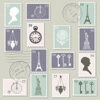 フランスの切手の買い方教えます!買うならやっぱり2月でしょう。