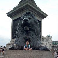子供連れでロンドン。観光しつつ公園で動物たちの触れ合いを楽しもう