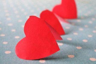 フランス語のバレンタインメッセージ例文集!簡単に書ける一言ご紹介