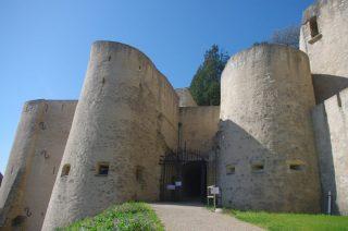 フランスロレーヌ地方のRodemack!中世の城砦を上ったら?