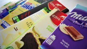 フランスのスーパーで買う板チョコのおススメは?私の選ぶ定番8種類